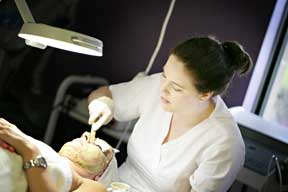 Esthetics|Skin Care Student at Catherine Hinds Institute of Esthetics in Woburn, MA